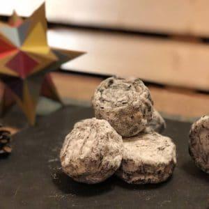 Crottin carbone - Erbavoglio formaggi
