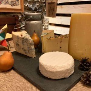 Plateau Tour - Erbavoglio formaggi