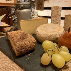 Plateau Valle d'Aosta - Erbavoglio formaggi