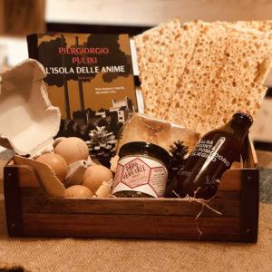 Box Pulixi - Erbavoglio formaggi