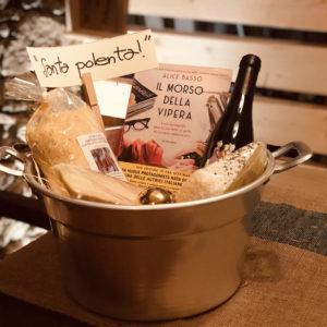 Box Santa polenta - Erbavoglio formaggi